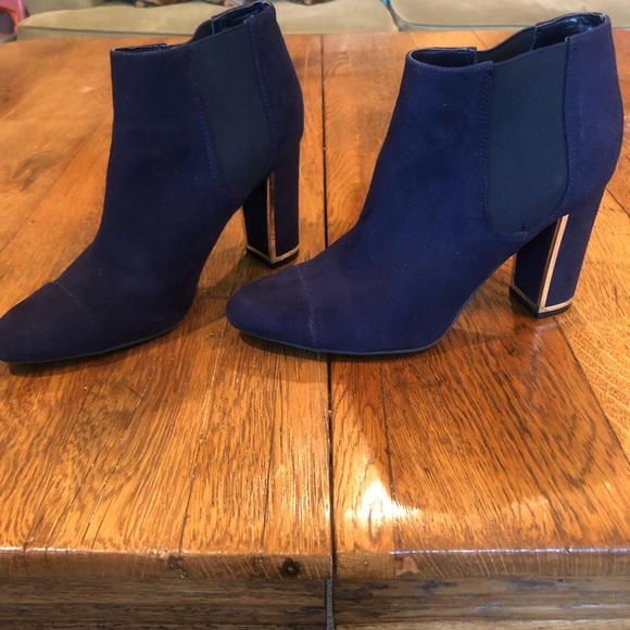 Beautiful Suede Ankle Boots